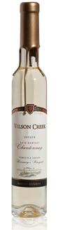 Wilson Creek 2009 Estate Late Harvest Chardonnay, one of our Top Wines Under $20