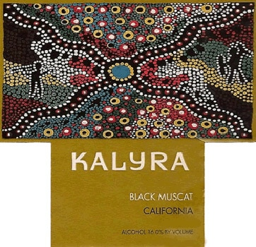 Kalyra NV Black Muscat