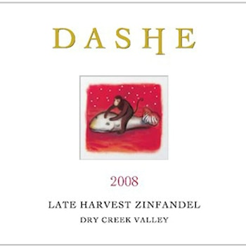 Dashe Cellars 2008 Late Harvest Zinfandel
