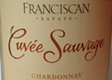 Franciscan Estate 2007 Chardonnay Cuvee Sauvage
