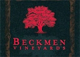 Wine label of Beckmen Vineyards