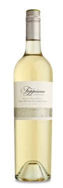 A bottle of Foppiano Vineyards 2010 Estate Bottled Sauvignon Blanc, our wine of the week