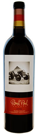 A bottle of Round Pond 2010 Estate Cabernet Sauvignon, our wine of the week