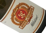 Wine label of Juve y Camps 2007 Millesime Reserva, our wine of the week