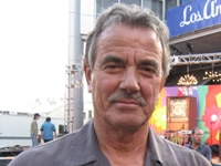 "Actor Eric Braeden from ""The Young and the Restless"""