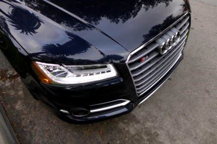 2015 S8 headlight