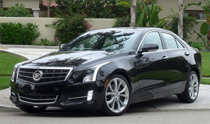 2013 Cadillac ATS 2.0T Premium Collection
