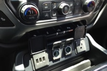 2015 Chevrolet Silverado 2500HD outlets