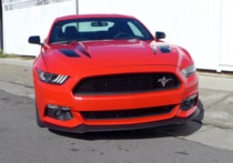 2016 Ford Mustang GT California Special front view