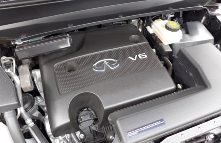2014 Infiniti QX60 3.5 AWD engine