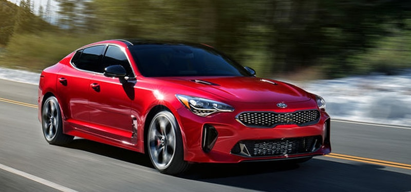 The 2018 Kia Stinger made its debut at the 2017 North American International Auto Show to great acclaim