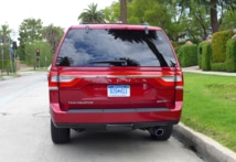 2015 Lincoln Navigator 4x4 rear view