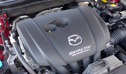 2014 Mazda 6 Touring engine
