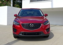 2016 Mazda CX-5 Grand Touring FWD front view