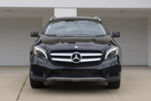 2015 Mercedes-Benz GLA250 4MATIC front view