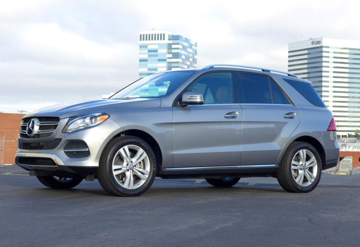2016 Mercedes-Benz GLE 400 4MATIC