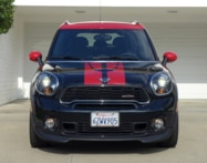 2014 Mini John Cooper Works Countryman front view