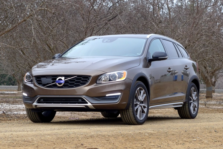 2015 Volvo V60 T5 AWD Cross Country