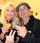 Film Director Craig Gillespie with Sophie Gayot