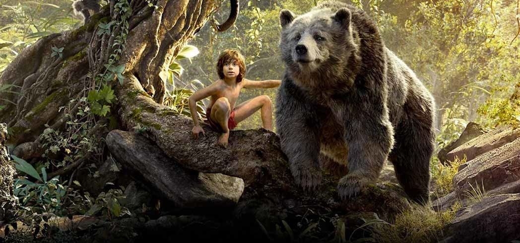 The Jungle Book movie was an instant classic appealing to children and adults alike