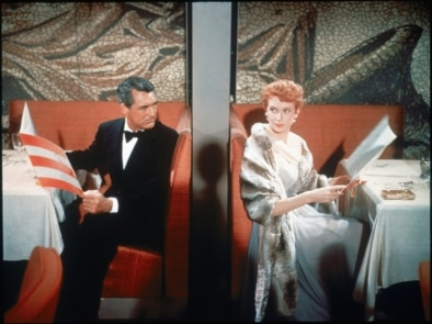An iconic scene from the film, An Affair to Remember (© 1957 Metro-Goldwyn-Mayer Studios Inc.)