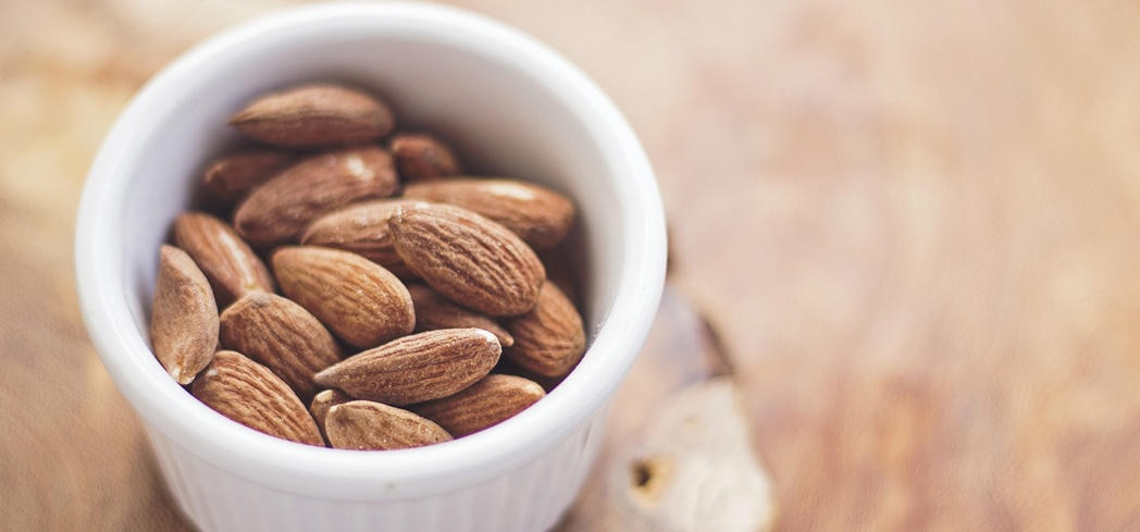"A daily ounce of almonds significantly lowers the body's LDL (""bad"") cholesterol"