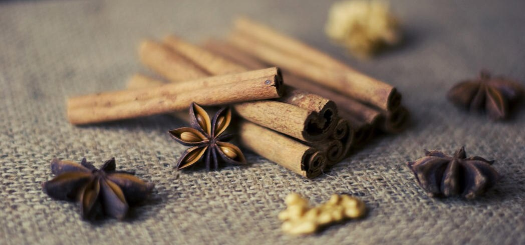 Simply chewing cinnamon-flavored gum or smelling cinnamon boosts brain activity