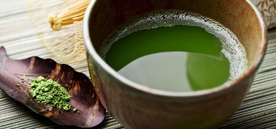 Matcha is a singular beverage in that it is both a stimulant and a relaxant