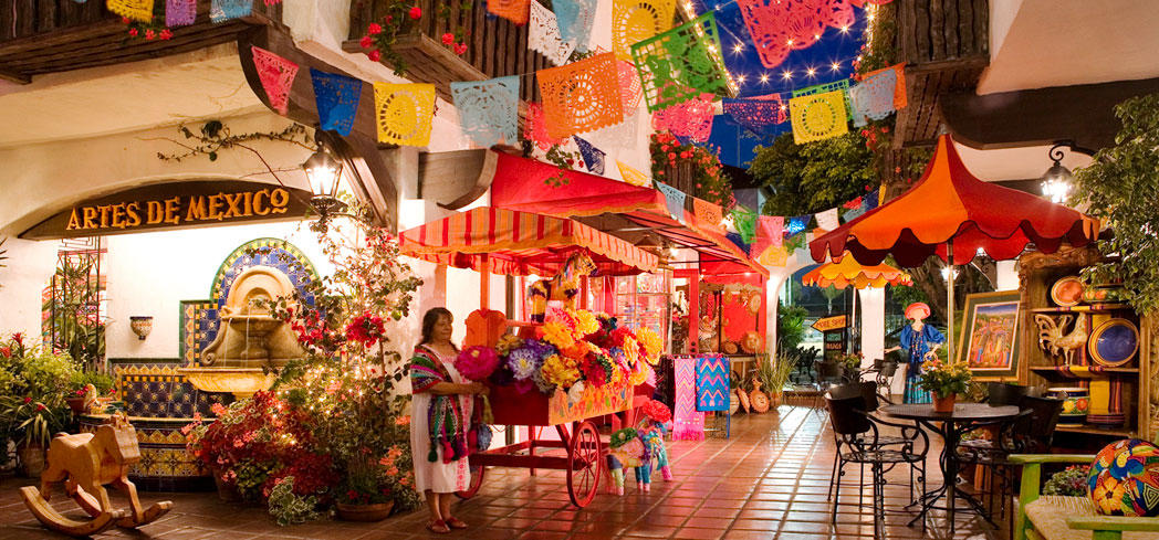 Do some authentic Mexican shopping in Old Town, one of GAYOT's Top 10 Things to Do in San Diego