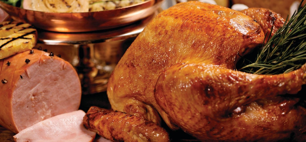 MKT Restaurant & Bar in San Francisco offers turkey with all the fixings (photo courtesy Four Seasons Hotel San Francisco)