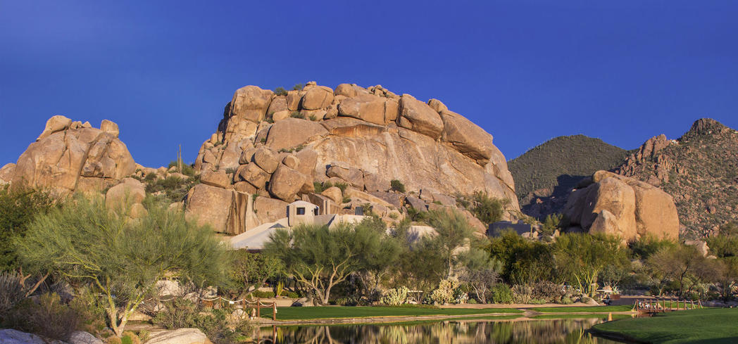 The Boulders, A Waldorf Astoria Resort in Carefree, Arizona