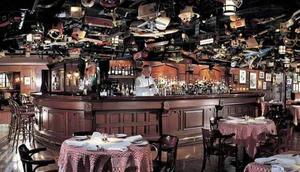 21 Club Restaurant, New York