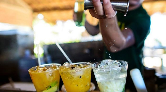 Raise a glass with cachaca, Brazil's national spirit