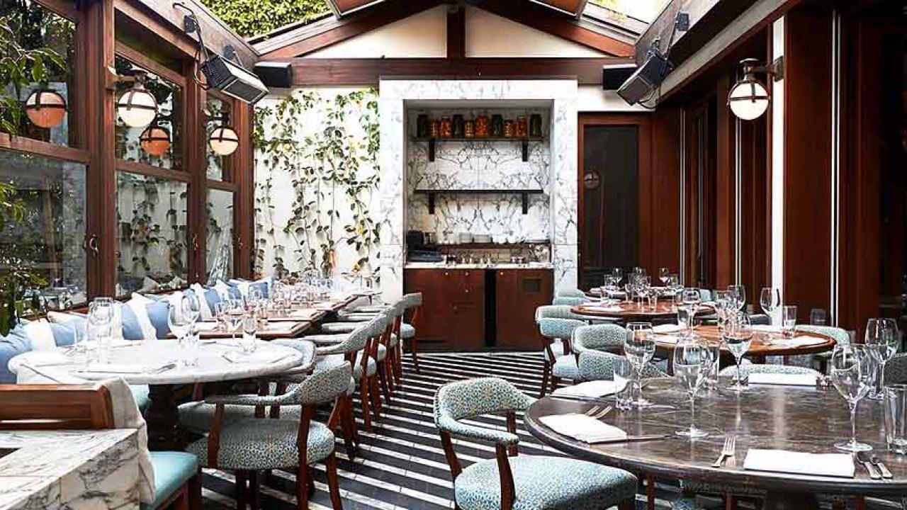 Best Restaurants For Celebrity Celeb Spotting In Los Angeles