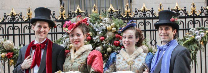 Best Christmas Restaurants New York