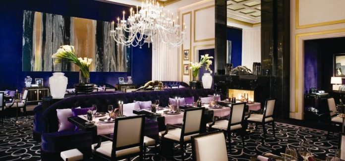 Dining Room of Joël Robuchon, Las Vegas