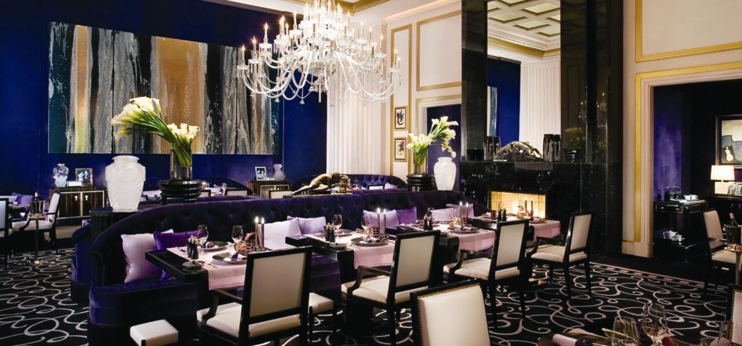 Dining Room of Joël Robuchon, Las Vegas