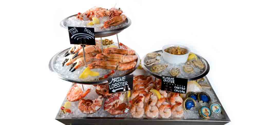 Best Restaurants For Seafood Towers In Los Angeles Gayot