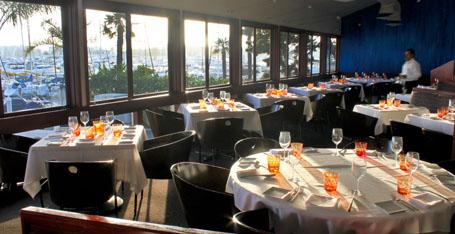 Cafe Del Rey, Marina del Rey