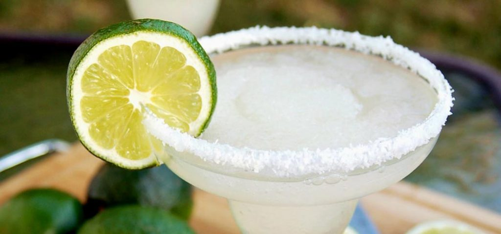 Carbonated Margarita Recipe
