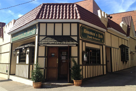 Donovan's Pub, Woodside