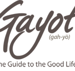 Gayot, The Guide to the Good Life