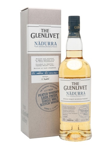The Glenlivet Nadurra Peated Single Malt Scotch Whisky