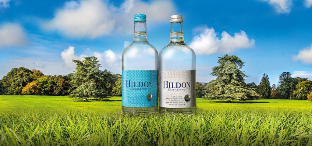 Naturally low in sodium, Hildon natural mineral water is prized for its purity and well-balanced taste.