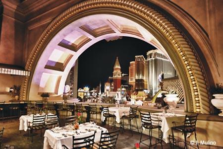 Il Mulino, Las Vegas