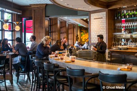 Kendall's Brasserie & Bar, Los Angeles