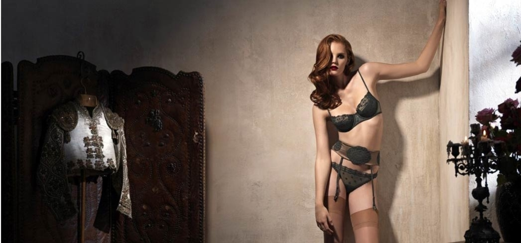 Kiki de Montparnasse offers no run-of-the-mill lingerie