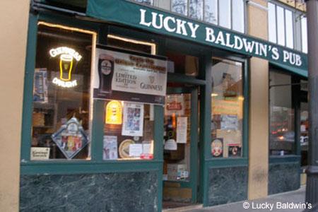 Lucky Baldwins, Pasadena