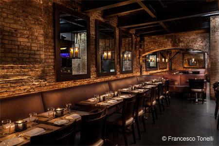 Mercer Kitchen, New York