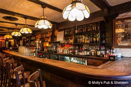 Molly's Pub & Shebeen, New York